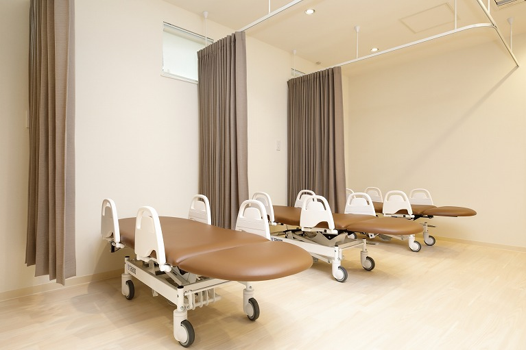 処置室・回復室
